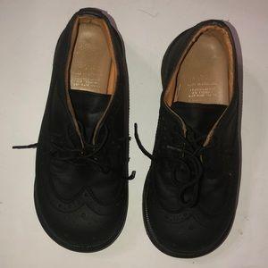 Vintage leather Dr. Martens made in England